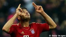 Fußball Bundesliga - FC Bayern München - Hamburger SV
