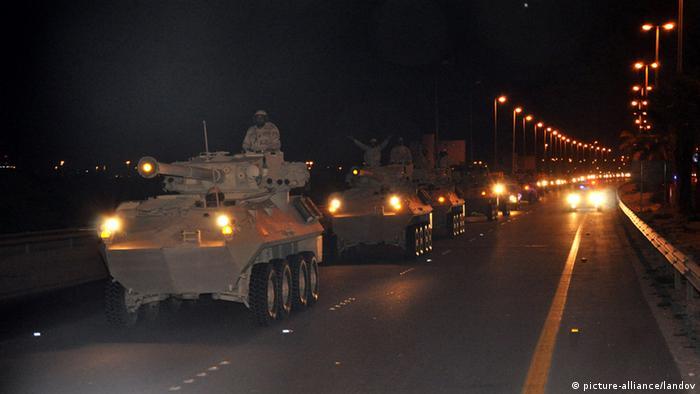 Die saudische Armee in Bahrain