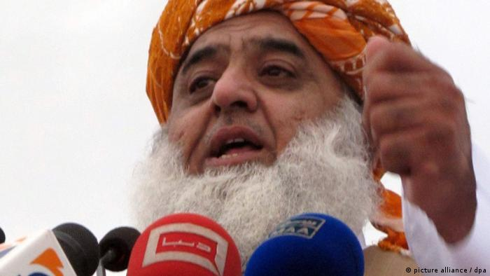Maulana Fazal ur Rehman