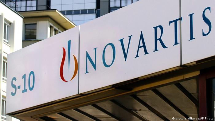 Pharmakonzern Novartis (picture alliance/AP Photo)