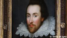 William Shakespeare Porträt Gemälde