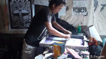 Tulang in Medan Bild: Darius Ossami 2013