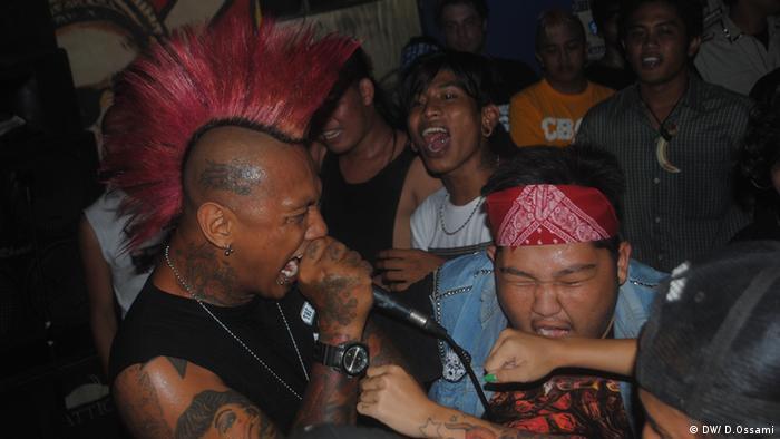 Punk in Indonesien