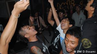 Milisi Kecoa in Bandung/Java. Bild: Darius Ossami 2013