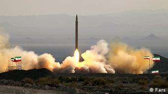 برنامه موشکی ایران با سوءظن آمریکا روبروست