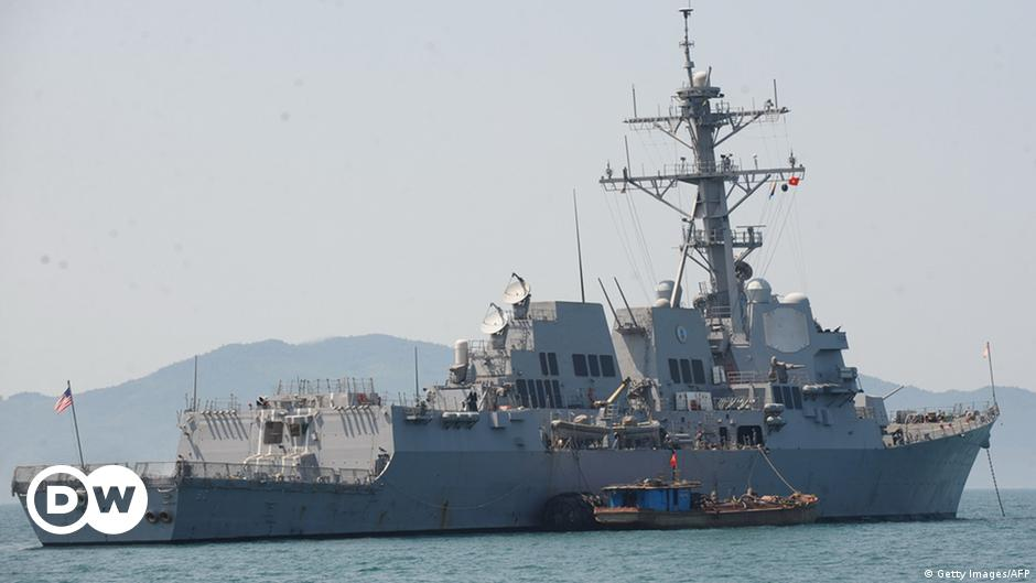 US disputes Russian statement on naval interaction