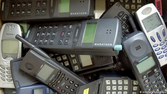 Handymodelle Handys Mobiltelefon Kommunikation