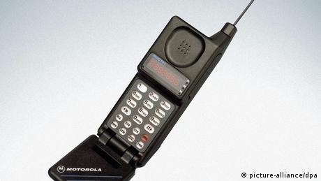 Bildergalerie 40 Jahre Handy