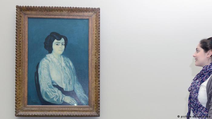 Picasso Madame Soler