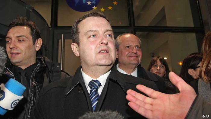 Sırbistan Başbakanı İvitsa Daçiç