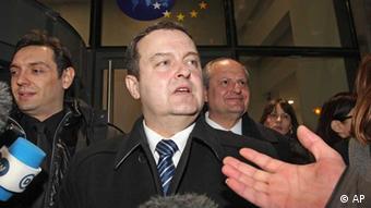 Dačić: Priština opstruira dogovore