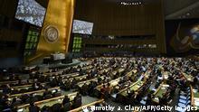 UN Vertrag Kontrolle Waffenhandel