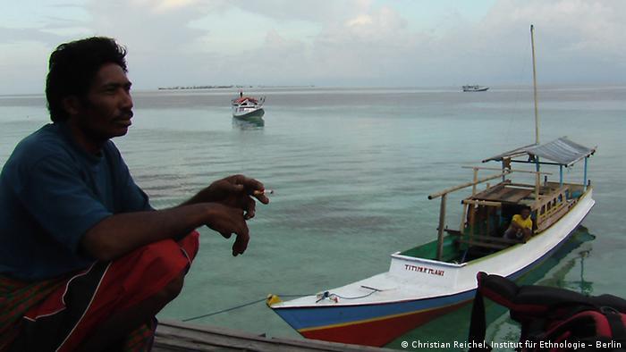 Interview with Bajau, a fisherman in Indonesia +++ Christian Reichel, Institut für Ethnologie – Berlin +++