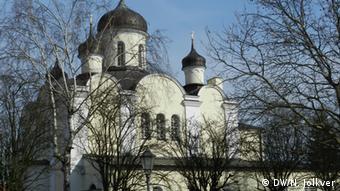 Православный собор в Берлине