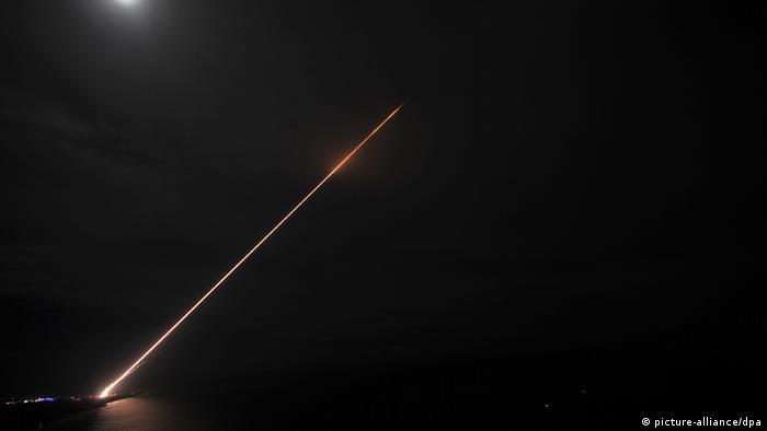 US Raketenabwehrsystem THAAD