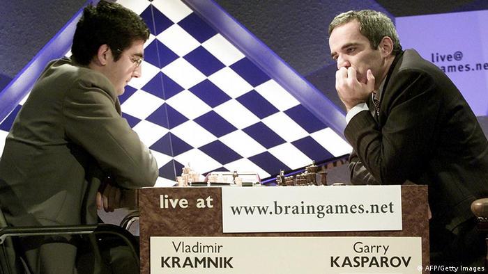 Bildergalerie Garri Kasparow 50. Geburtstag