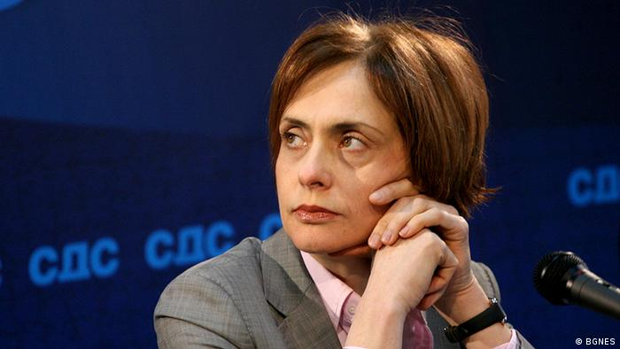 Bulgarien Europaabgeordnete Nadezda Mihaylova
