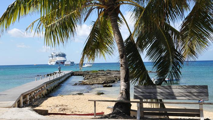 Kaimaninsel - Grand Cayman (picture-alliance/dpa)