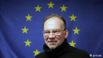 Руководитель Белорусской аналитической мастерской в Варшаве Андрей Вардомацкий