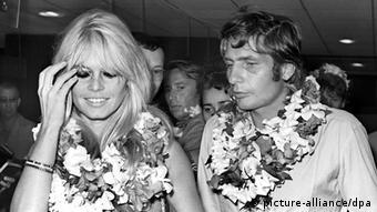 Gunter Sachs / Brigitte Bardot