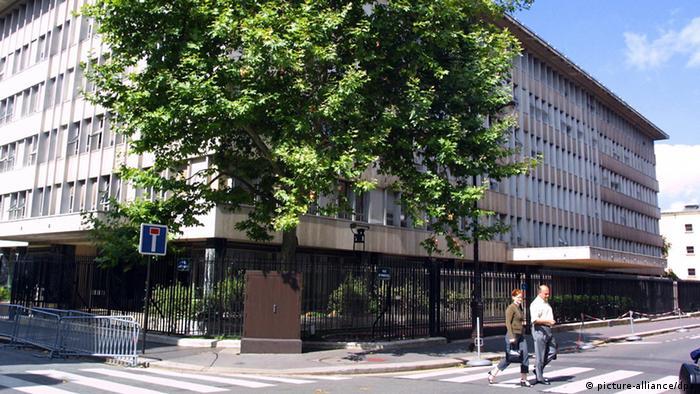 OECD-Gebäude in Paris