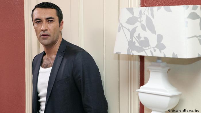 Mehmet Kurtuluş als Tatort-Kommisaar Cenk Batu