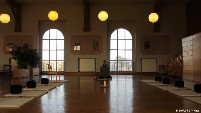Meditation im Gefängnis