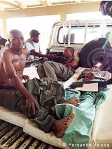 Mosambik Opfer von Zusammenstößen in Muxungue