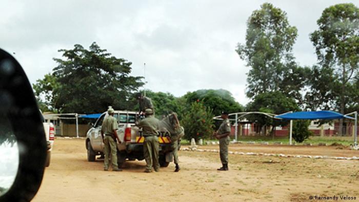 Mosambik Opfer von Zusammenstößen in Muxungue (Fernando Veloso)