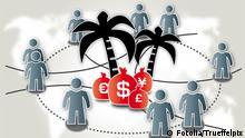 Steueroase, Steueroasen, Datensatz, Schwarzgeld, Briefkastenfirmen, Briefkastenfirma, Geldbeschaffung, GeschŠftsideen, Eigenkapital, Finanzindustrie, EnthŸllungen, Kapitalgeber, Steuerflucht, Internetnutzer, Einkommensteuer, Offshore-Leaks, Weltwirtschaft, Immobilien, Startup, Unternehmensanteile, Unternehmensgewinn, Business, Tax, Investition, Kapital, Kapitalfluss, Geldgeber, Steuer, Kredit, Geldstrom, Quelle, verschleiern, Geld, Dollar, Euro, Yen, WŠhrung, Wechselkurs, Zinsen, Leitzins, Kapitalmarkt, Banken, Bank, Notenbank, Zentralbank, erfolg, global, Oligarchen, WaffenhŠndler, Finanzjongleure