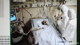 H7N9 Grippe China