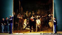 Rembrandt Gemälde Die Nachtwache