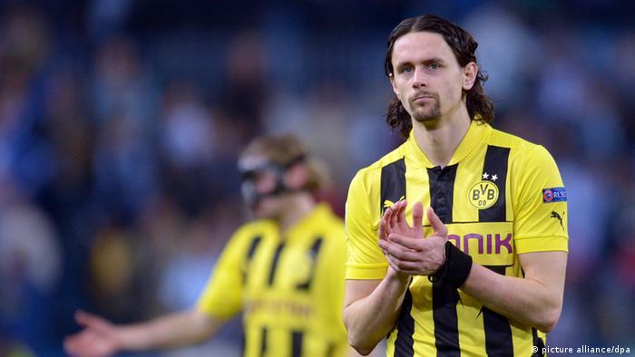 Fußball Champions League Malaga CF gegen Borussia Dortmund