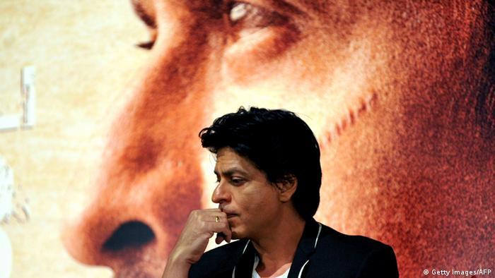 Bollywood Schauspieler Shah Rukh Khan