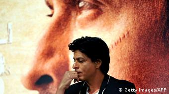 Indian Bollywood actor Shah Rukh Khan (STRDEL/AFP/Getty Images)