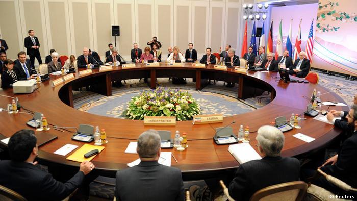 Verhandlungen über das iranische Atomprogramm in Kasachstan
