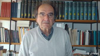 Ilias Katsoulis, Greek sociologist *** private image 2012