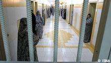 Titel: Frauen Gefängnis Bildbeschreibung: Frauen Gefängnis im Iran. Überfüllung und hohe Kosten für Gefängnisse im Iran. Stichwörter: Iran,Politik, Gesellschaft, Gefängnis, Frauen Quelle:ISNA Lizenz: Frei
