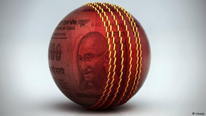 Indien Sport Symbolbild Cricket