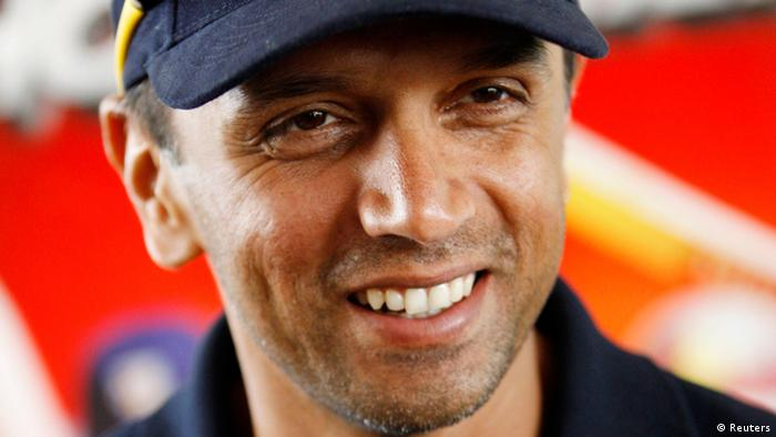 Rahul Dravid Cricketspieler (Reuters)