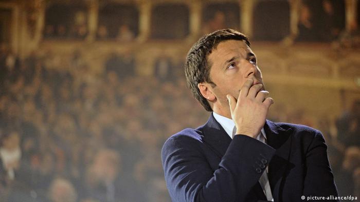 Маттео Ренци - новый премьер-министр Италии?