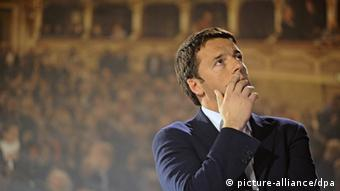 Matteo Renzi Wahlen Italien