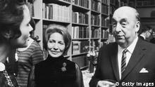 Pablo Neruda Schriftsteller und Diplomat