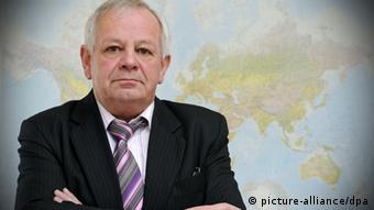 Kurt Schrimm Leiter Zentralen Stelle der Landesjustizbehörden zur Aufklärung nationalsozialistischer Verbrechen