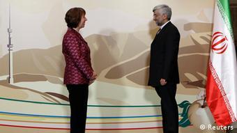 Gespräche über iranisches Atomprogramm 05.04.2013