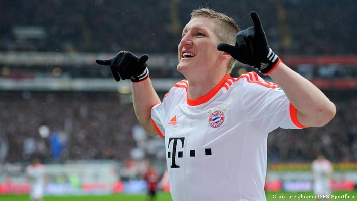 Bastian Schweinsteiger (picture alliance/GES-Sportfoto)
