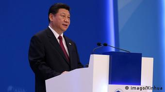 Bildnummer: 59481131 Datum: 07.04.2013 Copyright: imago/Xinhua (130407) -- BOAO, April 7, 2013 (Xinhua) -- Chinese President Xi Jinping delivers a keynote speech at the opening ceremony of the Boao Forum for Asia (BFA) Annual Conference 2013 in Boao, south China s Hainan Province, April 7, 2013. (Xinhua/Pang Xinglei) (hdt)