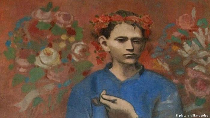 Muchacho con pipa de Pablo Picasso