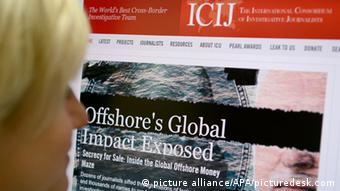 Symbol Offshore Leaks (picture alliance/APA/picturedesk.com)