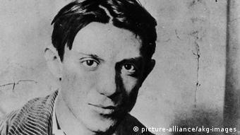 Pablo Picasso Porträt
